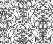 Art Nouveau Wallpaper