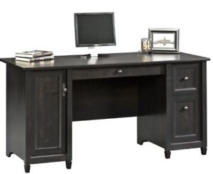 LIKE NEW - Sauder Computer Desk and Printer/Utility Stand