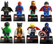 Lego Thor Minifig
