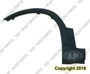 Fender Flare Front Driver Side For Xlt Model With Appearance Package Ford Escape 2005-2007