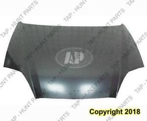 Hood Steel Hyundai Tiburon 2003-2006