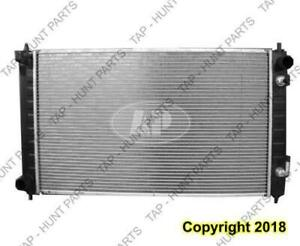 Radiator (2988) 4Cyl/V6 Altima [Sedan 2007-2014] [Coupe 2008-2013] Nissan ALTIMA