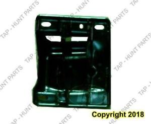 Bumper Bracket Front Passenger Side Without Tow Hooks Beam To Frame Steel Exclude 1500 Dodge Ram 2003-2008