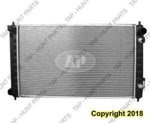 Radiator (2988) 4Cyl/V6 [Sedan 2007-2014] [Coupe 2008-2013] Nissan ALTIMA 2007-2014