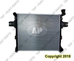Radiator (2840) 5.7 L High Quality Jeep Commander 2006-2010