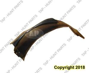 Fender Liner Front Driver Side Rear Section Se/Gt PONTIAC GRAND AM 1995-2005