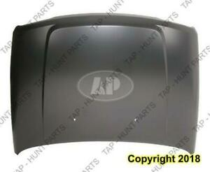 Hood CAPA Jeep Liberty 2008-2012