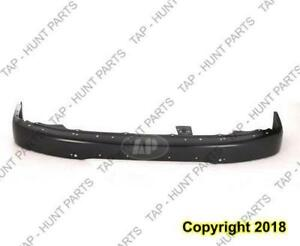 Bumper Face Bar Front Paintable With Flare Hole Limited Toyota 4Runner 1999-2002