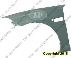Fender Front Driver Side (With Side Moulding Hole) Steel Hyundai Tiburon 2007-2008
