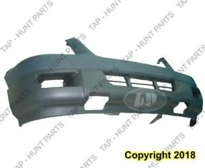 Bumper Front Upper Primed Lower Textured For Nbx/Xls/Xlt Model (Include Bumper Absorber) CAPA Ford Expedition 2004-2006