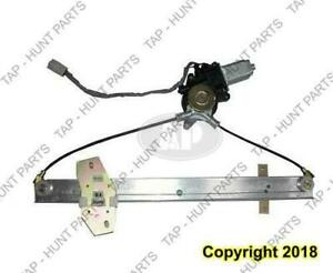 Window Regulator Front Driver Side Power Sedan Honda Accord 1998-2002