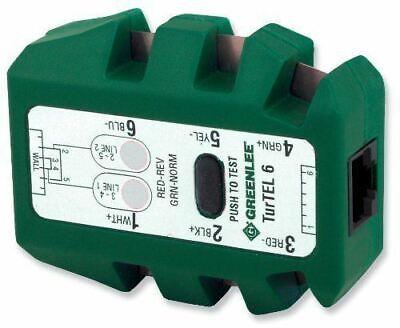 Greenlee Tur-tel 6 Modular Tester 46040