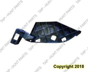 Bumper Filler Front Passenger Side With Offroad Plastic Chevrolet Avalanche 2007-2013