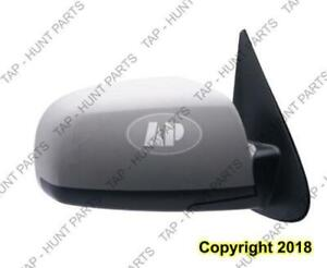 Door Mirror Power Passenger Side Heated  Hyundai Santa Fe 2010-2012