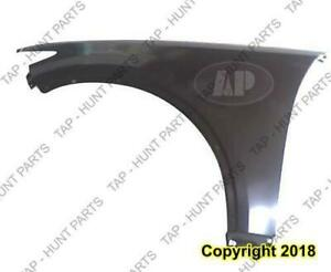 Fender Front Driver Side Without Side Lamp Hole Steel Infiniti FX35 2003-2008