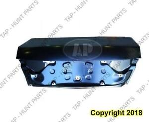 Trunk Lid Sedan Honda Accord 2008-2012