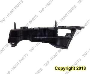 Bumper Guide Bracket Front Driver Side Without S-Line Audi A4 2009-2012