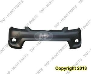 Bumper Front Primed With Spoiler Hole Xr/Xrs Model CAPA Toyota Matrix 2005-2008