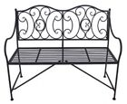 Unbranded Wrought Iron Patio Chairs, Swings & Benches