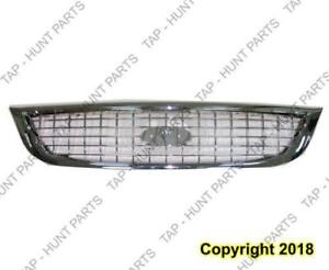 Grille Without Ltd  Ford Windstar 2001-2003