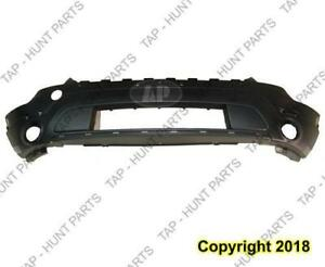 Bumper Front Lower Textured With Fog Light Hole CAPA Ford Explorer 2011-2015