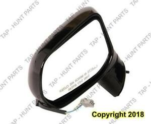 Door Mirror Power Driver Side Sedan Honda Civic 2006-2011
