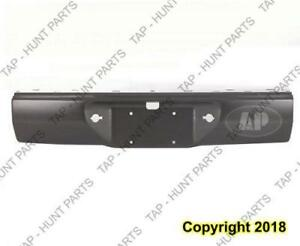 Bumper Rear Steel Primed Nissan XTERRA 2000-2004