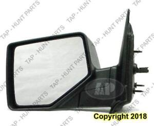 Door Mirror Power Driver Side Textured  Ford Ranger 2006-2011