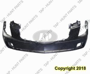 Bumper Front Primed Cadillac CTS 2003-2007