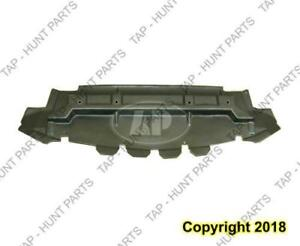 Deflector Front Lower (Mount To Radsupport)  Lincoln  MKZ 2007-2009