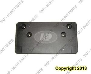 License Plate Bracket Front Chevrolet Camaro 2010-2013