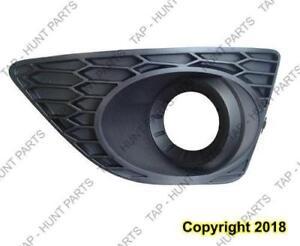 Fog Lamp Bezel Driver Side Sel/Hybrid Ford Fusion 2010-2012