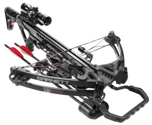 NEW 2019 Barnett TS370 Crossbow Package with 4x32 Scope