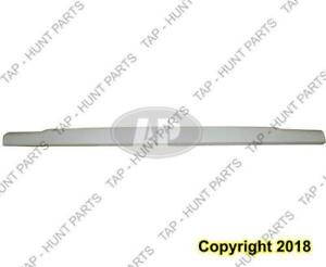Tailgate Moulding Upper Brown (Without Integrated Step) Ford F250 F350 F450 F550 2008-2015