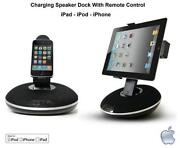 iPad Docking Station Speakers