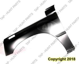 Fender Front Driver Side Exclude Sports Chevrolet Tracker 1989-1998