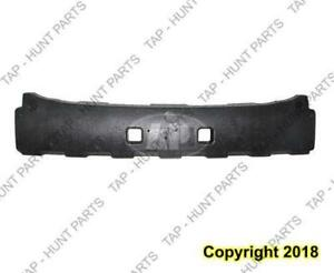 Bumper Absorber Front Hybrid Usa Built Toyota Camry 2010-2011