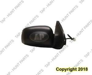 Door Mirror Manual Passenger Side Volkswagen Jetta City 2007-2009