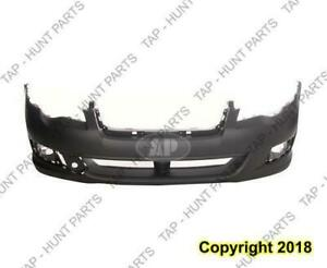 Bumper Front Primed Except Outback Subaru Legacy 2008-2009