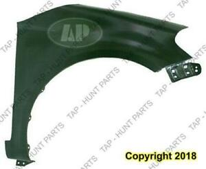 Fender Frontpassenger Sidewithout Side Lamp Or Flare Hole Capa Suzuki SX4 2007-2014