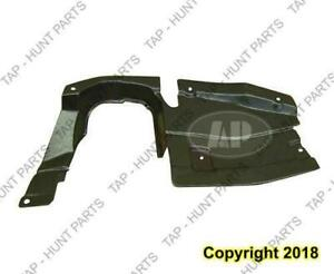 Engine Splash Shield Passenger Side  Ford Fusion 2006-2012