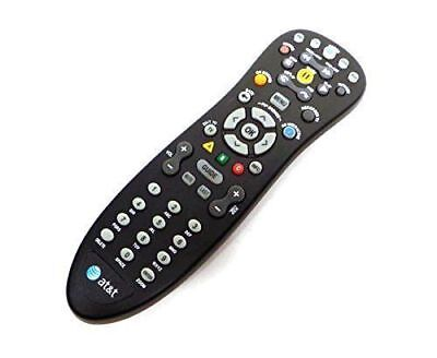 New At T U Verse S10 S3 Standard Ir Infrare Multifunctional Black Remote Control