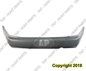 Bumper Rear Primed Sedan/Coupe Honda Civic 1992-1995