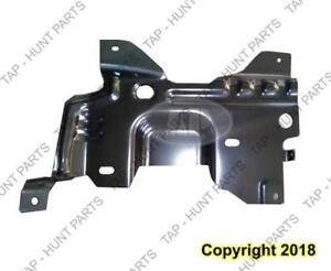 Bumper Mounting Plate Front Driver Side Ford F150 2009-2014