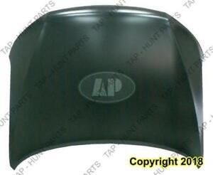 Hood Steel Without Turbo Capa Subaru Forester 2009-2013