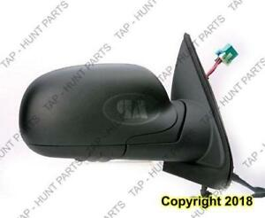 Door Mirror Power Passenger Side Heated Ss Model Chevrolet Trailblazer 2006-2008