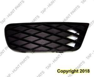 Fog Lamp Cover Passenger Side Sedan Honda Civic 2009-2011