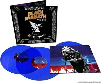 PRE-ORDER Black Sabbath - The End Explicit Version [Vinyl New] Explicit Version