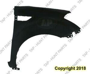 Fender Front Passenger Side Without Moulding Kia Soul 2012-2013