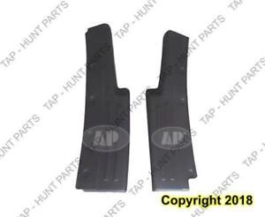 Bumper Step Pad Rear Passenger Side Jeep Liberty 2002-2007